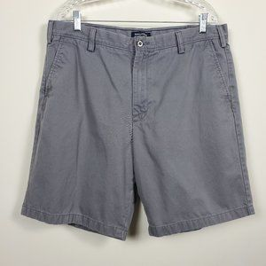 Nautica Men's Gray Shorts Size 36W